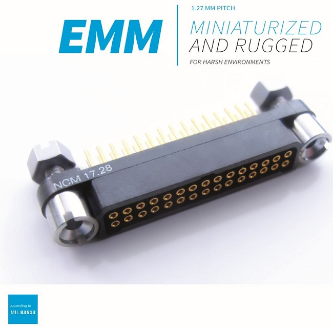 Nicomatic EMM Connectors